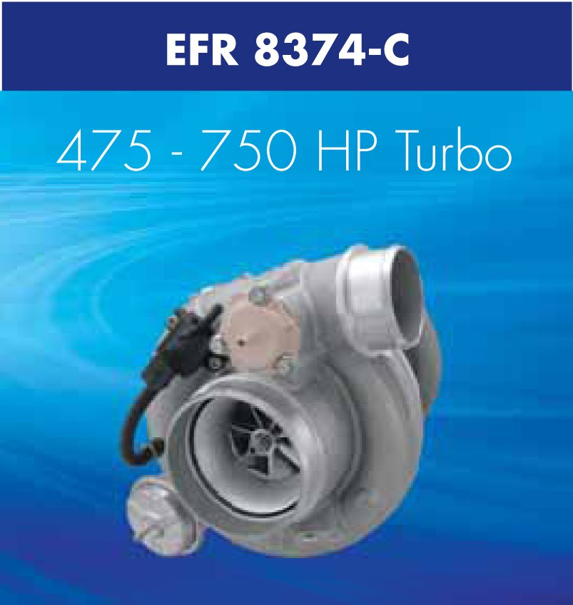 Turbosprężarka Borg Warner EFR-8374 - GRUBYGARAGE - Sklep Tuningowy